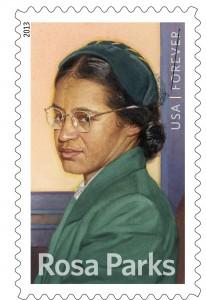 Rosa Parks stamp2