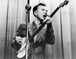 Pete Seeger action