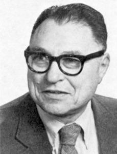 Norman Cazden, ca. 1970