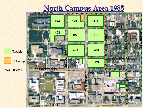 North Campus 1985